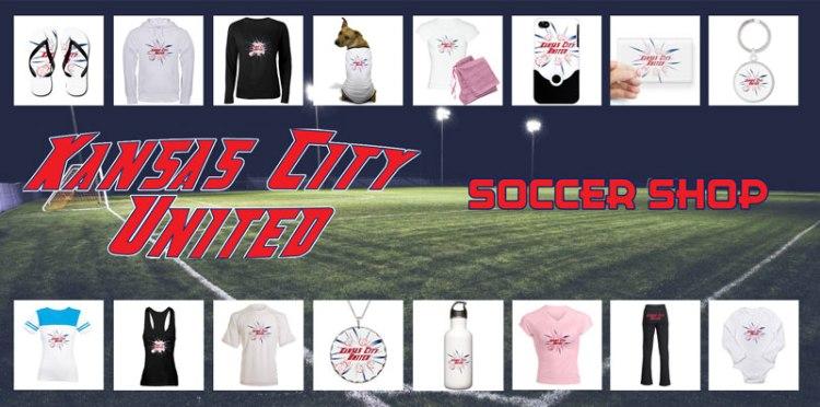 Kansas City United Soccer Shop