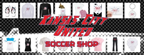 Kansas City United Soccer Shop
