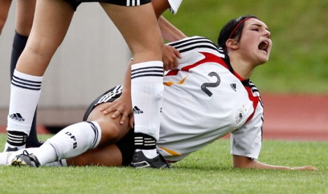 U15 Germany v U15 Scotland - Women International Friendly