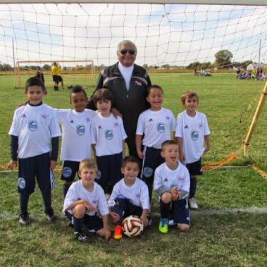 Sharks U7 Boys Fall 2014